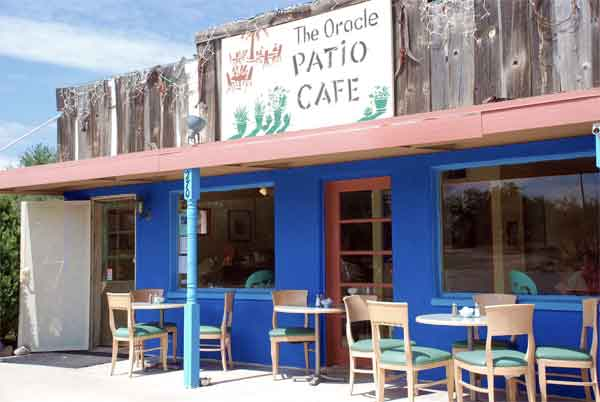 Oracle Patio & Cafe